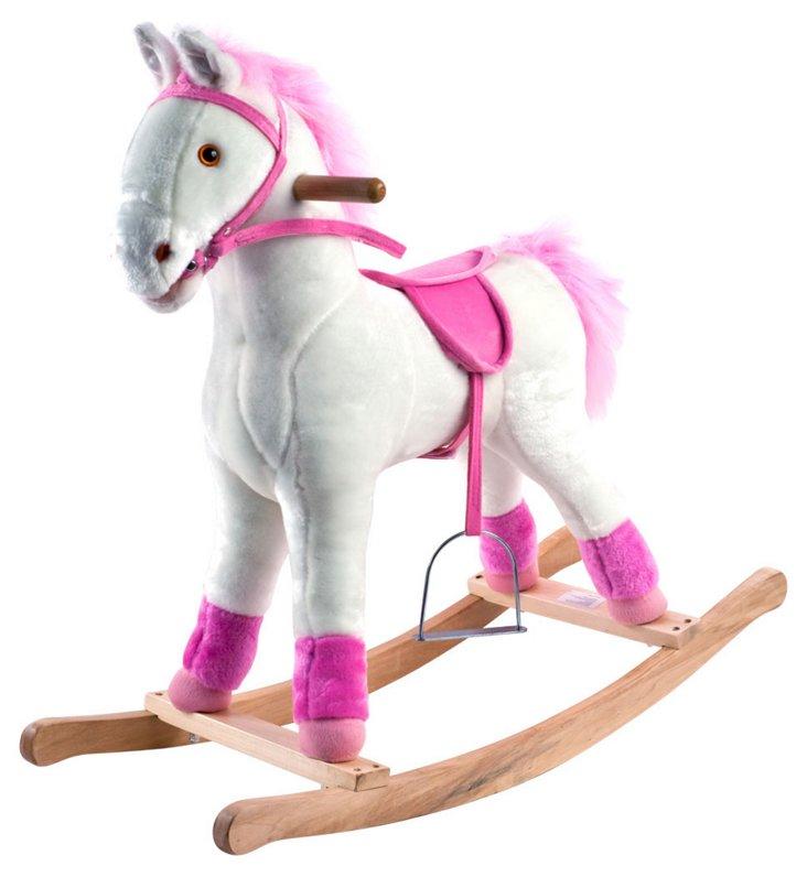Patricia the Rocking Pony