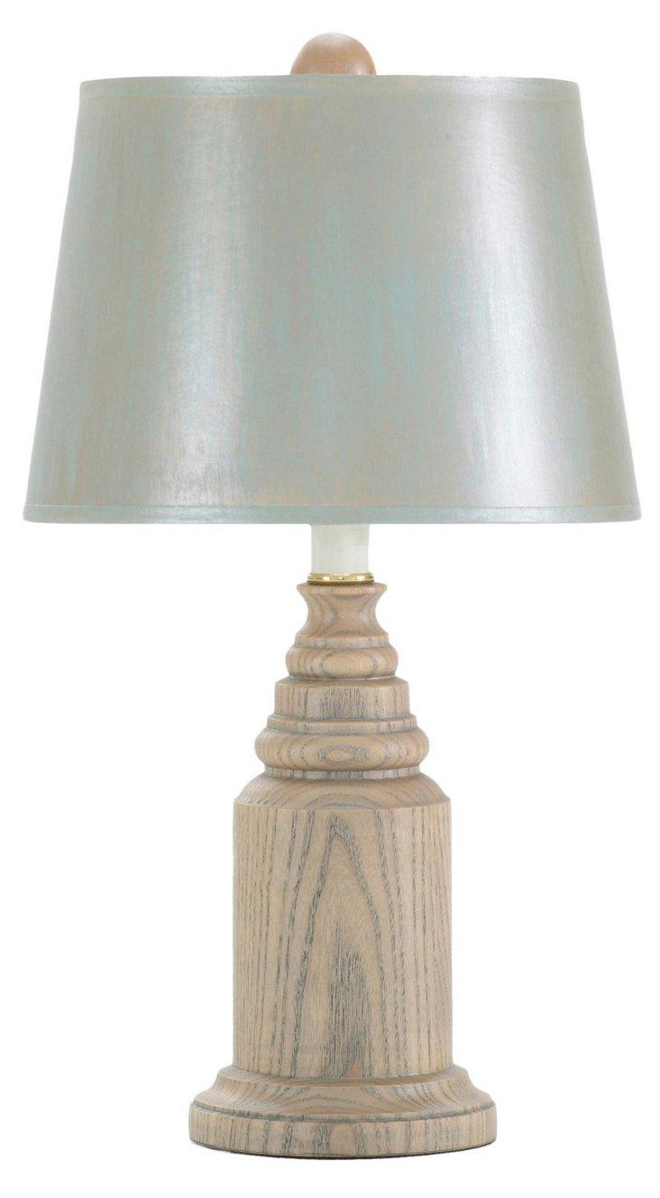 Kiawah Accent Lamp, Pearl