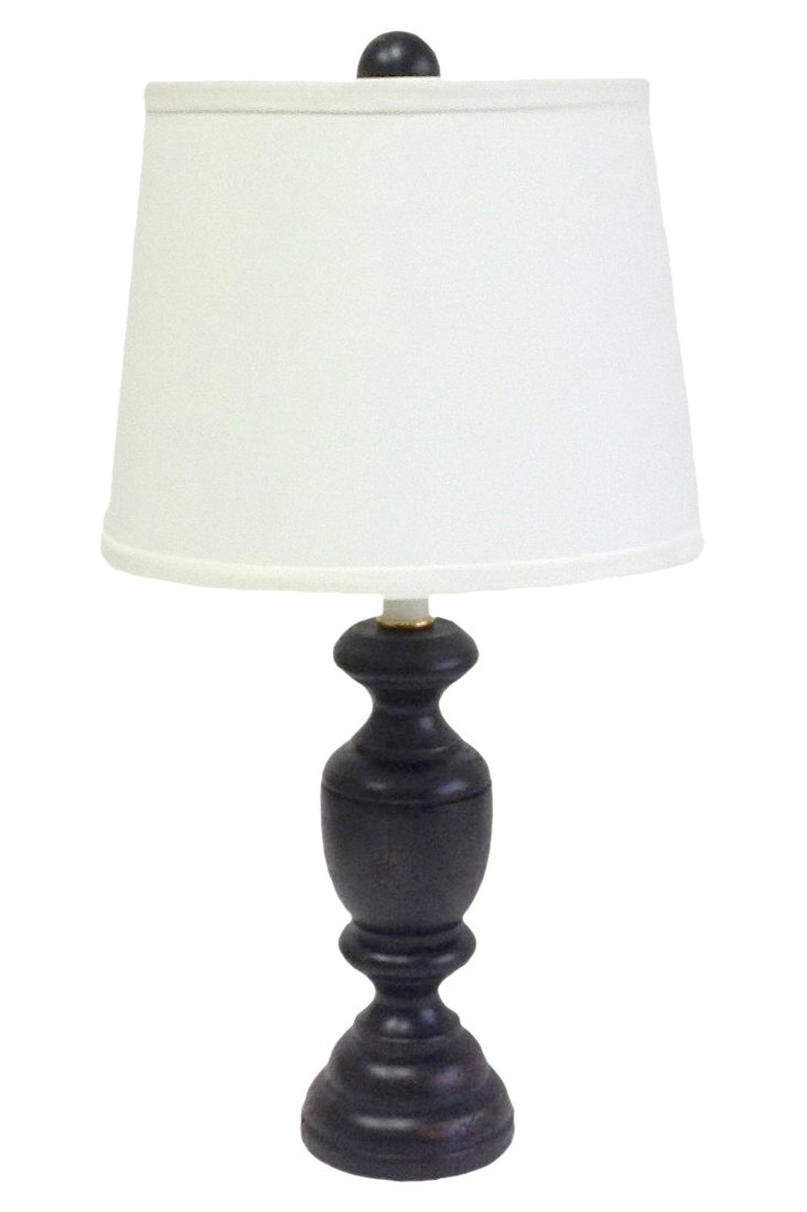 Randolph Accent Lamp, Black