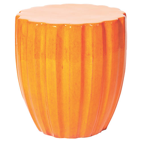 Kaveh Stool, Orange