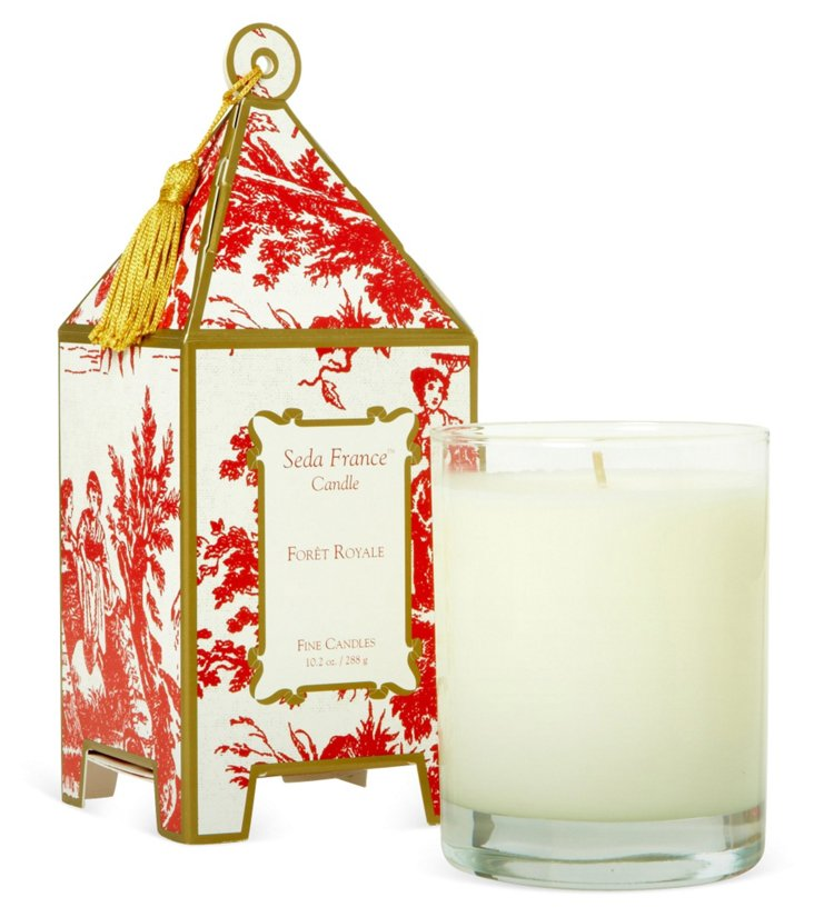 S/2 Pagoda Candles, Royale