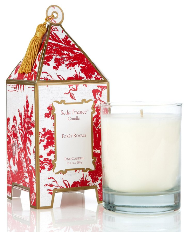 S/2 Pagoda Candles, Forȇt Royale
