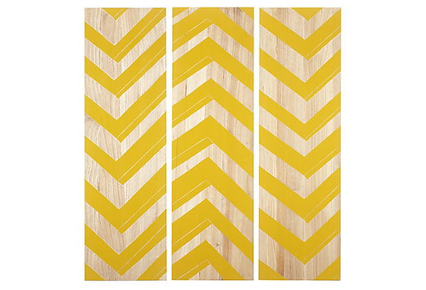 Zig Zag Wall Panels Set