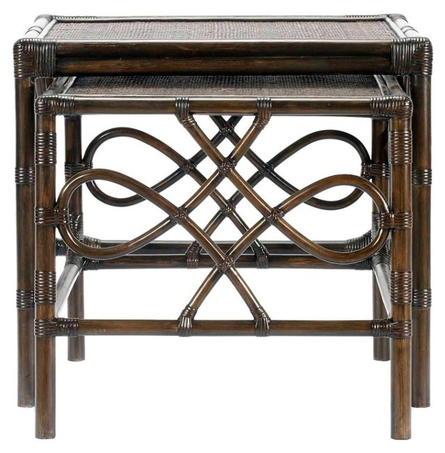 Olympia Nesting Tables, Clove