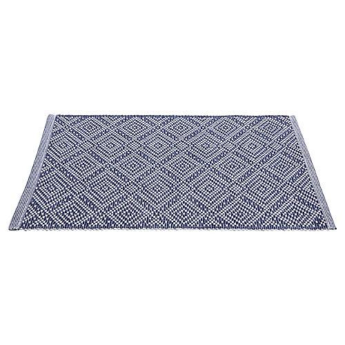 Rapee Square Place Mat, Blue/Purple