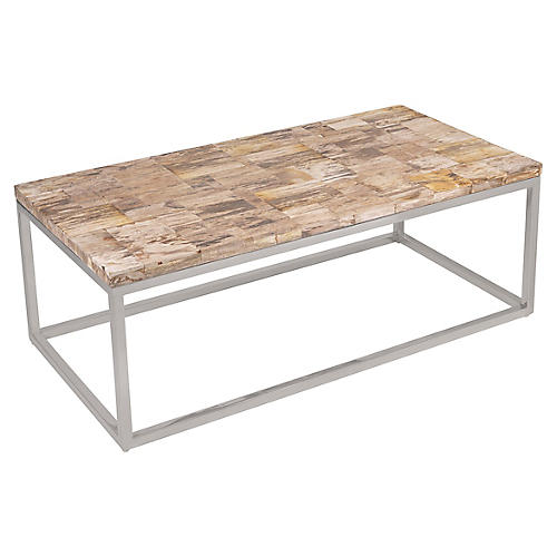 Reeder Coffee Table, Natural