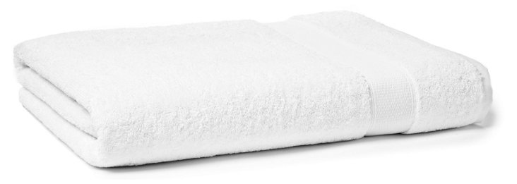 Candido Bath Sheet, White