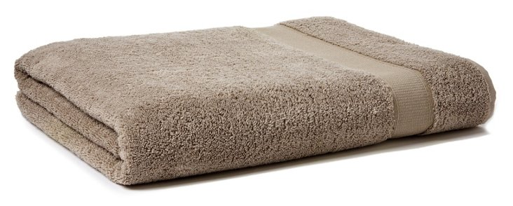 Candido Bath Sheet, Taupe