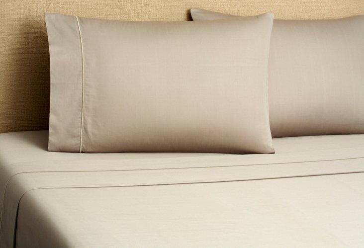 Regency Solid Sheet Set, Gray