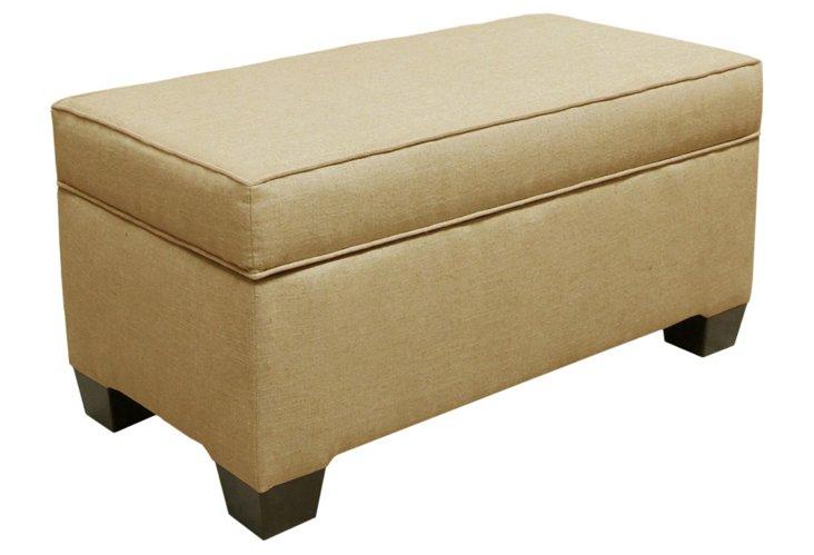 Arthur Storage Bench, Sandstone