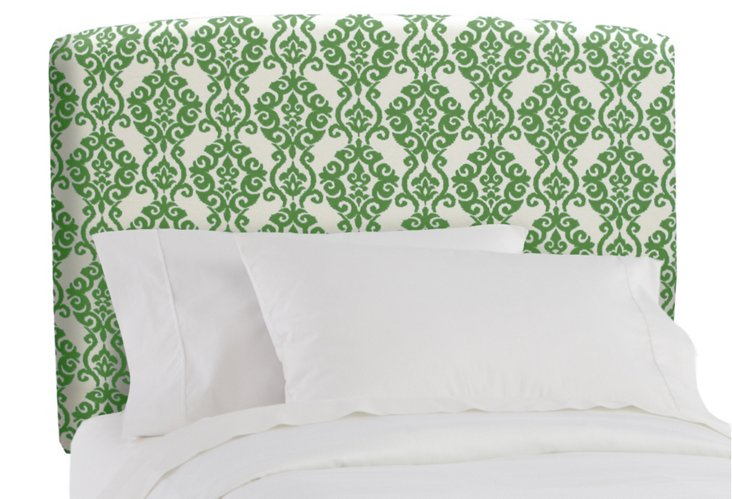 Emerald Luminary Headboard, Twin