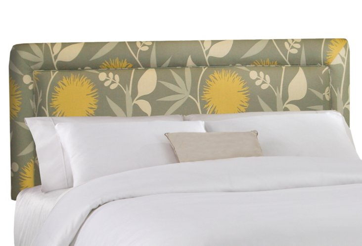 Newmar Headboard, Polly Dove