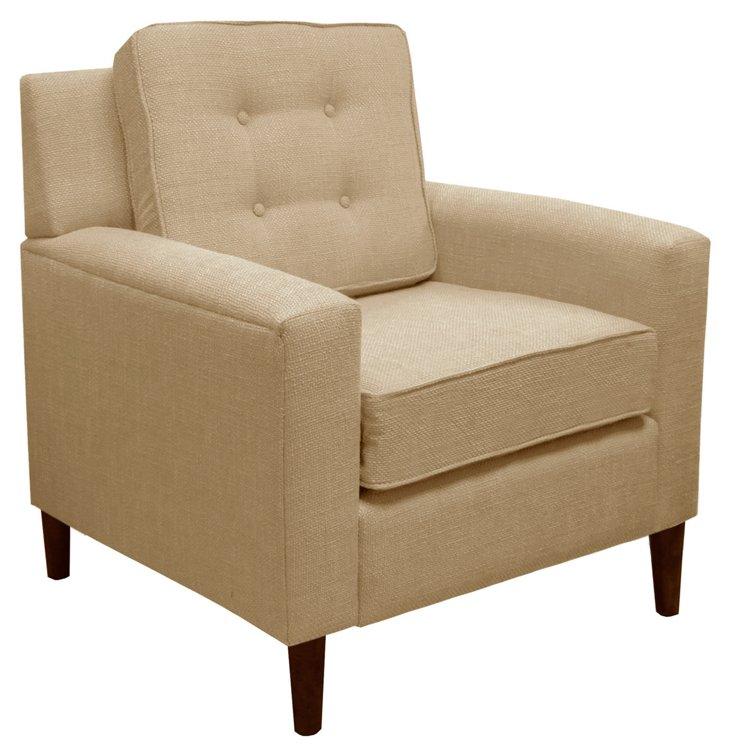 Winston Armchair, Beige