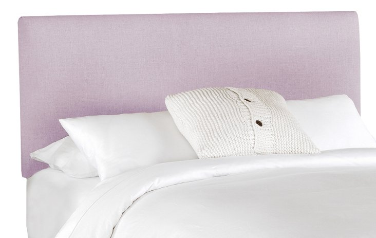 Evan Headboard, Light Purple