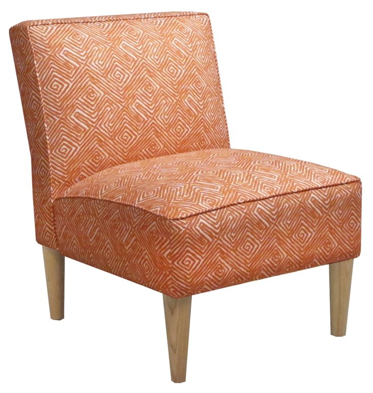 Finnegan Chair, Orange