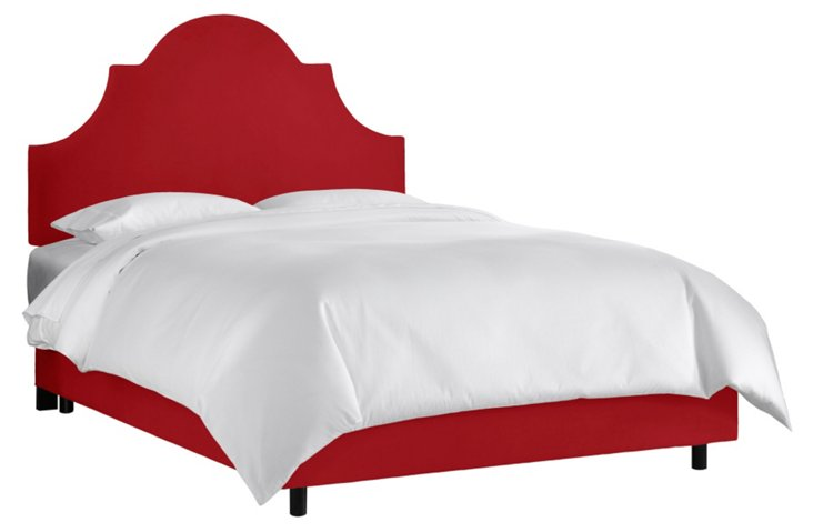 Liv Bed, Red