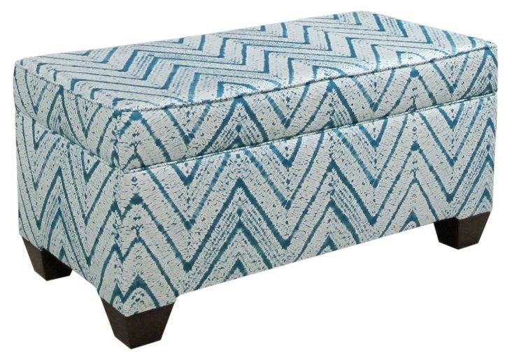 Arthur Storage Bench, Seaspray