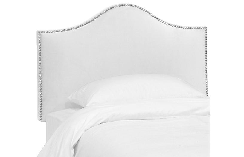 Tallman Kids' Headboard, Snow