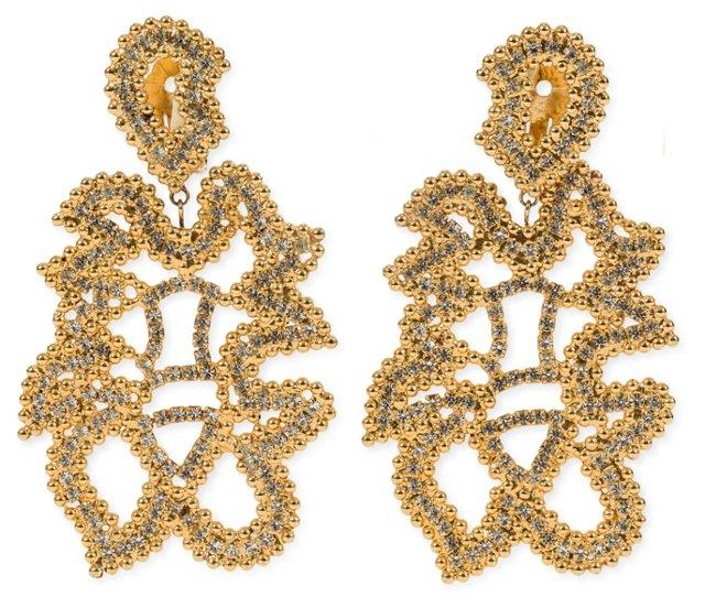 Kenneth Jay Lane Earrings III