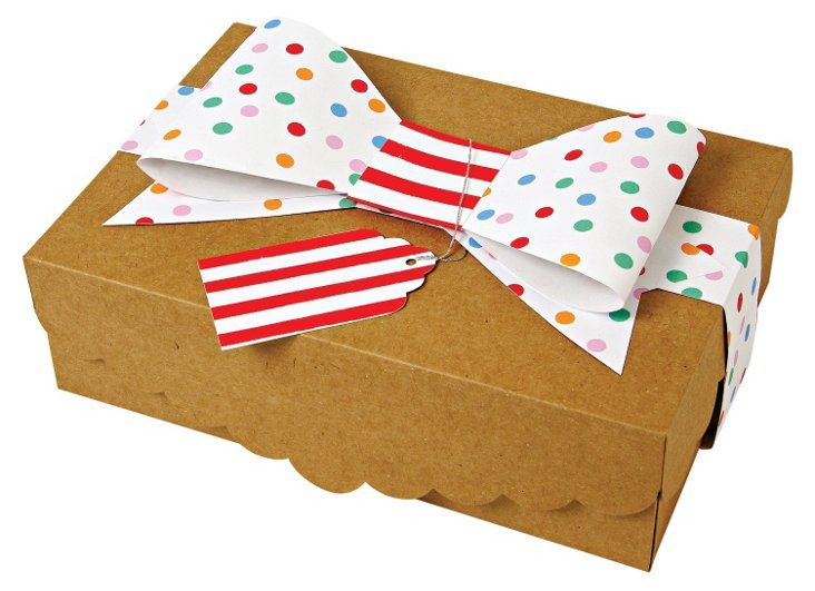 S/8 Toot Sweet Treat Boxes