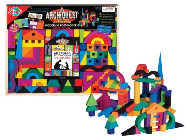 118-Pc ArchiQuest, Modern Architecture