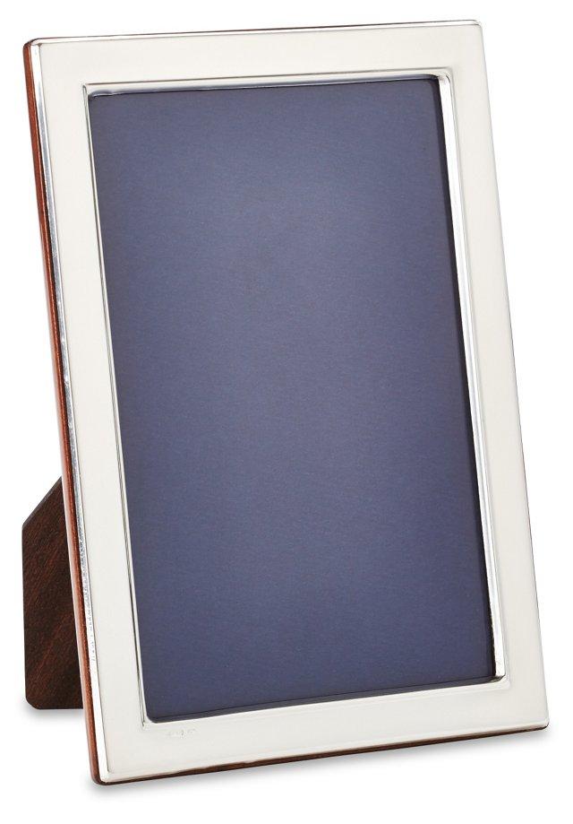 925 Sterling Narrow Frame, 4x6