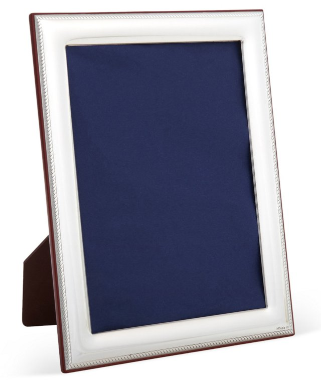 Sterling Roped Frame, 5x7