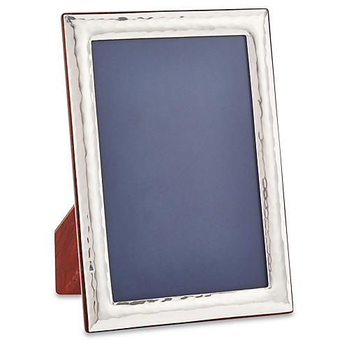 Sterling Deco Hammered Frame, 4x6