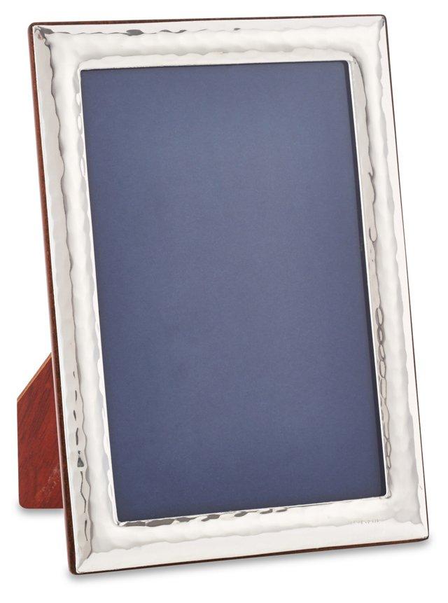 Sterling Deco Hammered Frame, 4x6