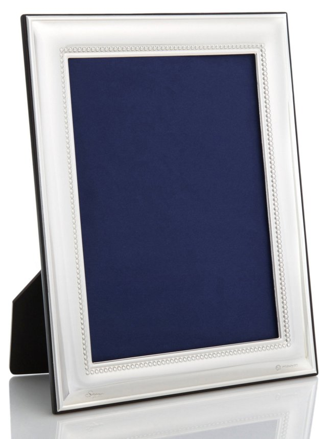 Sterling Classic Bead Frame, 5x7