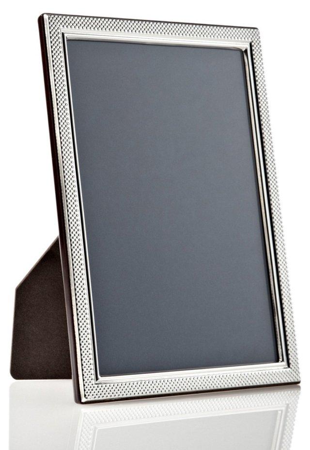 925 Sterling Mesh Frame, 4x6
