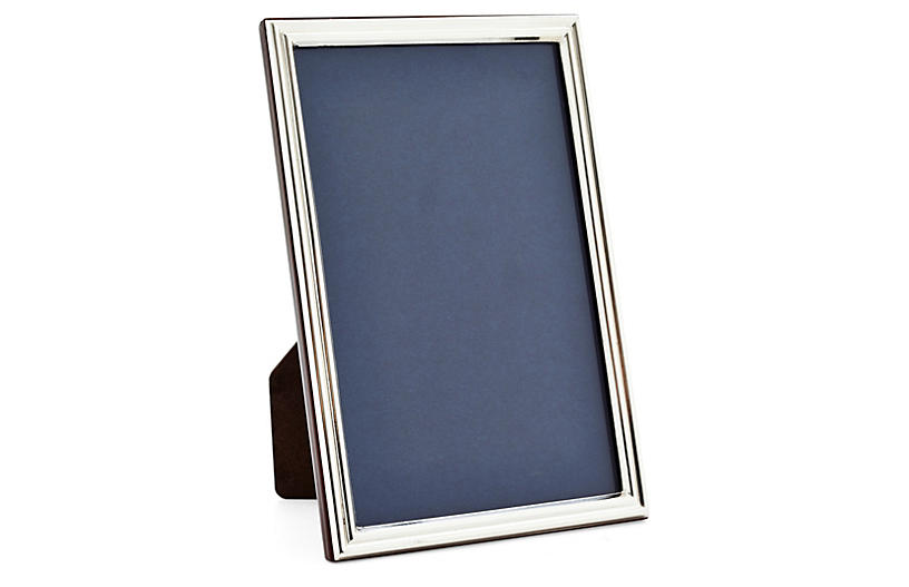 Sterling Grooved Frame, 5x7