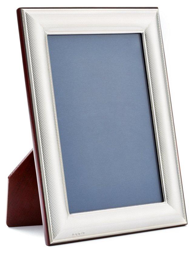 Sterling-Silver Mesh Frame, 5x7
