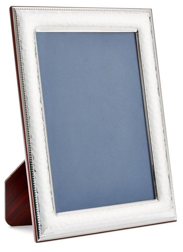 Sterling-Silver Braid Frame, 4x6