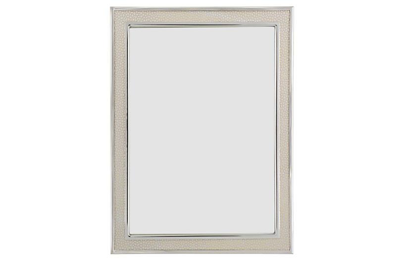 Villere Frame, 8x10, Cream