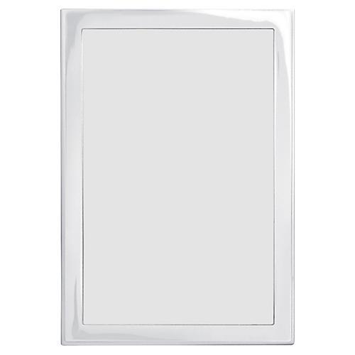 Erato Picture Frame, Silver