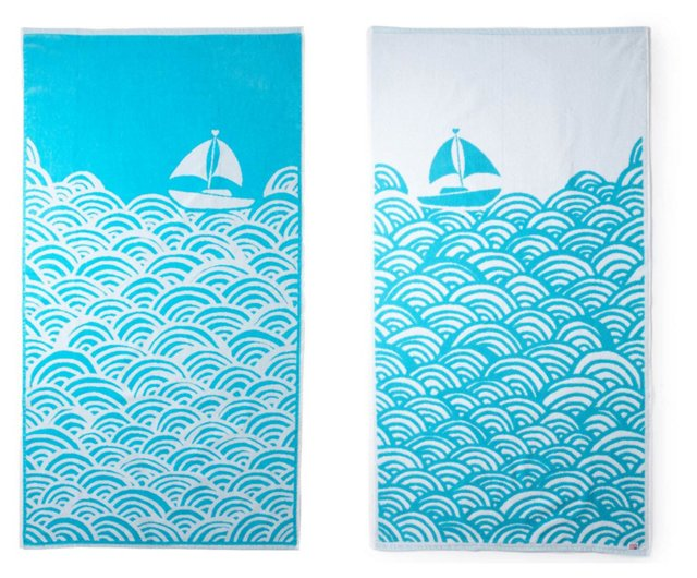 Luzelle van der Westhuizen Boat Towel