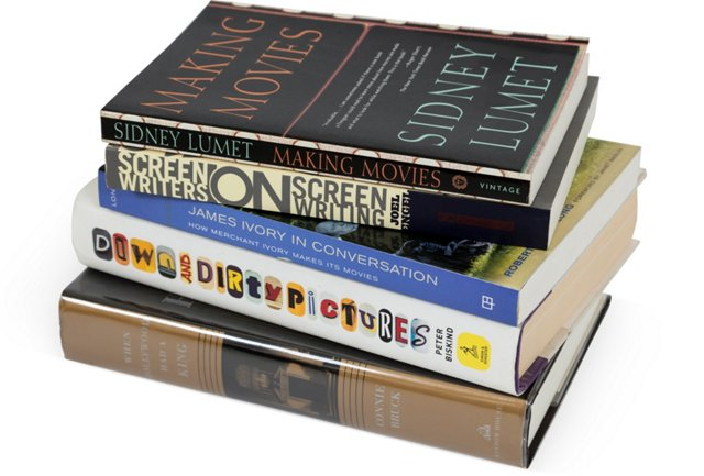 Great Filmmakers, 5 Great Books