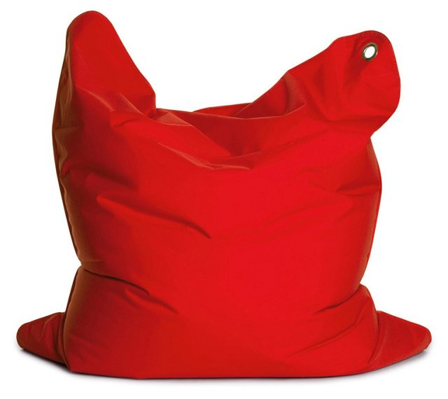 Medium Beanbag, Red