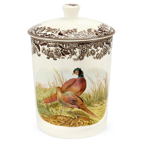 Medium Pheasant Canister