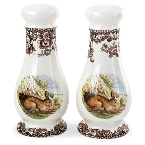 Rabbit Salt & Pepper Set