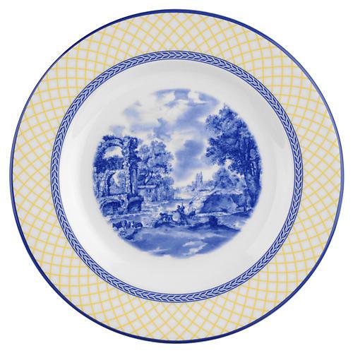 "Giallo Salad/Dessert Plate, 8"""