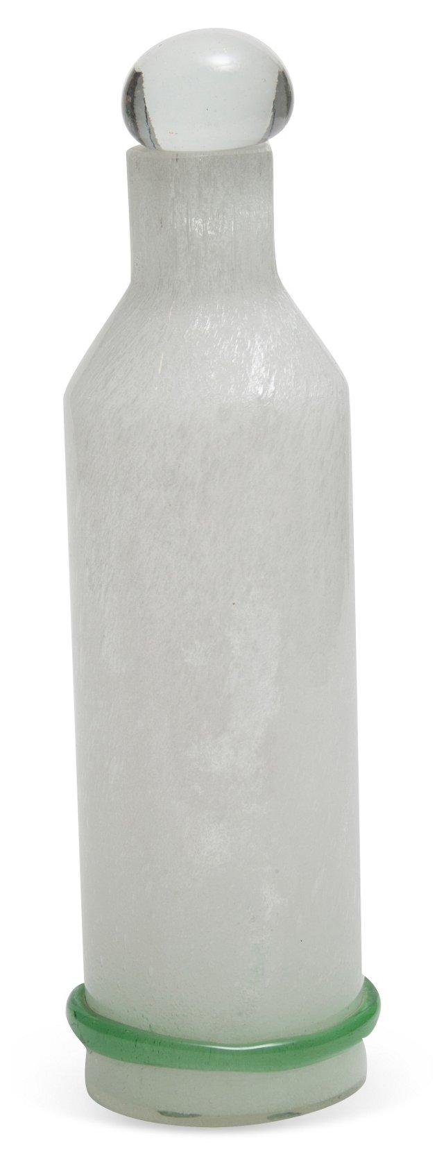 Murano Glass Bottle