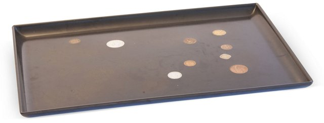 Couroc of Monterey Tray w/ Coins II