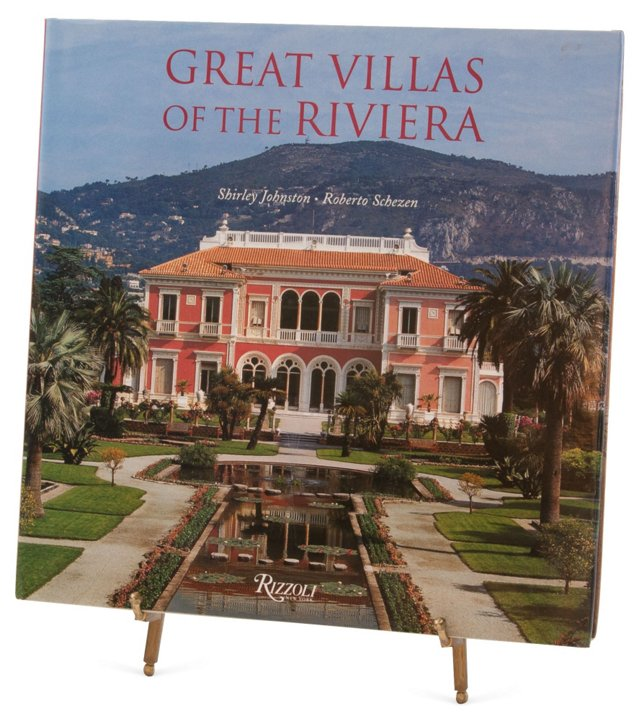 Great Villas of the Riviera