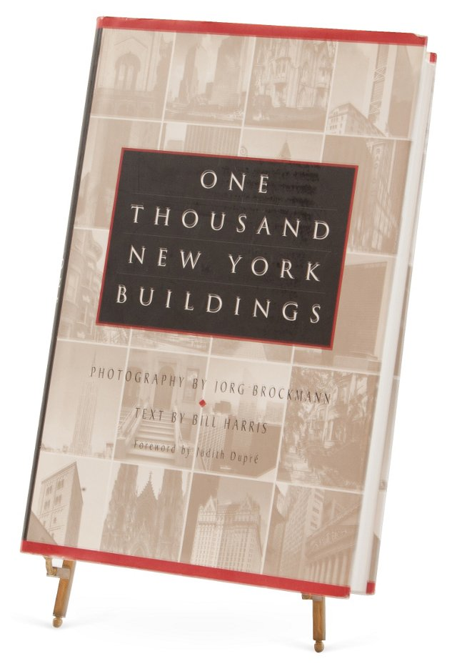One Thousand New York Buildings