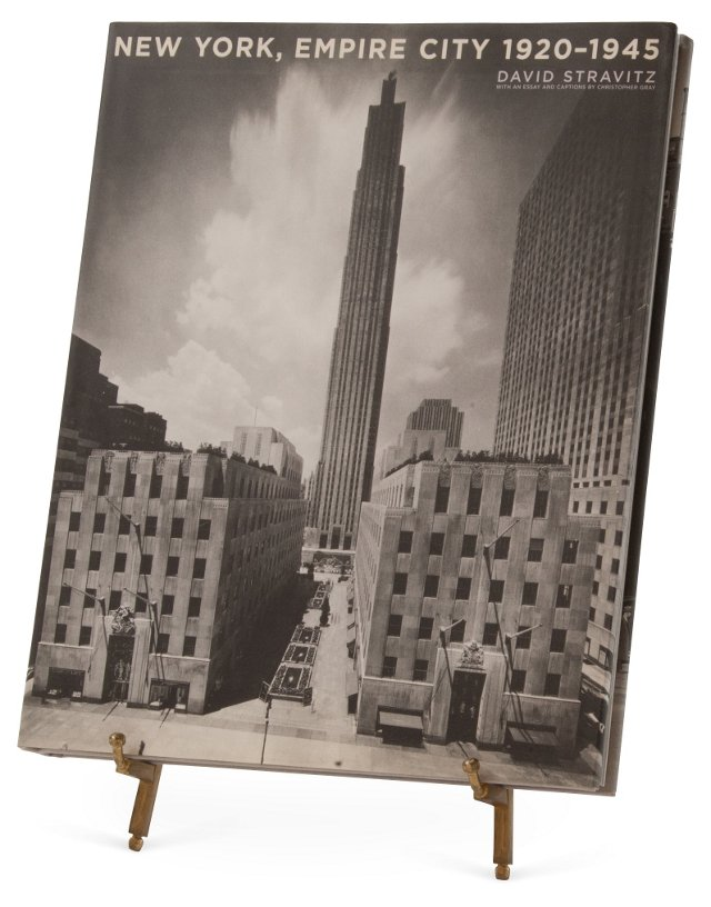 New York, Empire City: 1920-1945