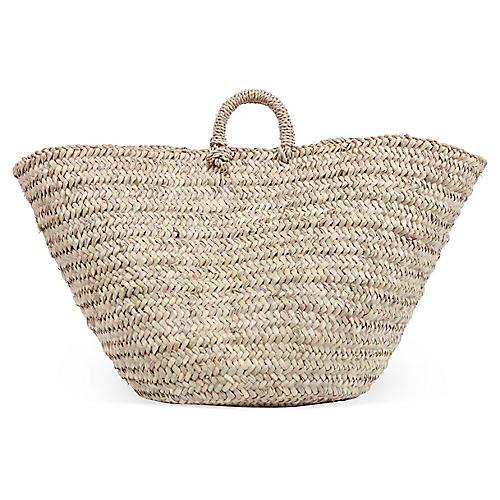 Sanibel Basket, Natural
