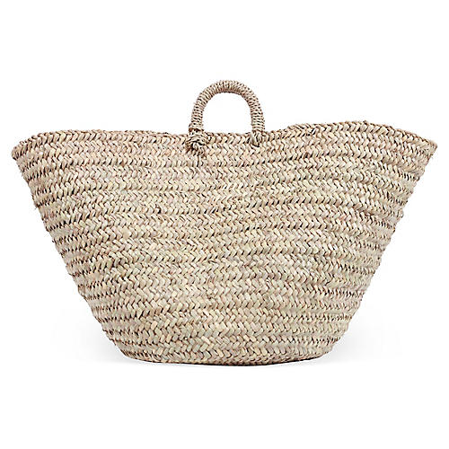 Sanibel Basket, Natural