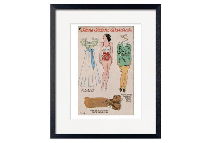 Jane Arden's Wardrobe  A
